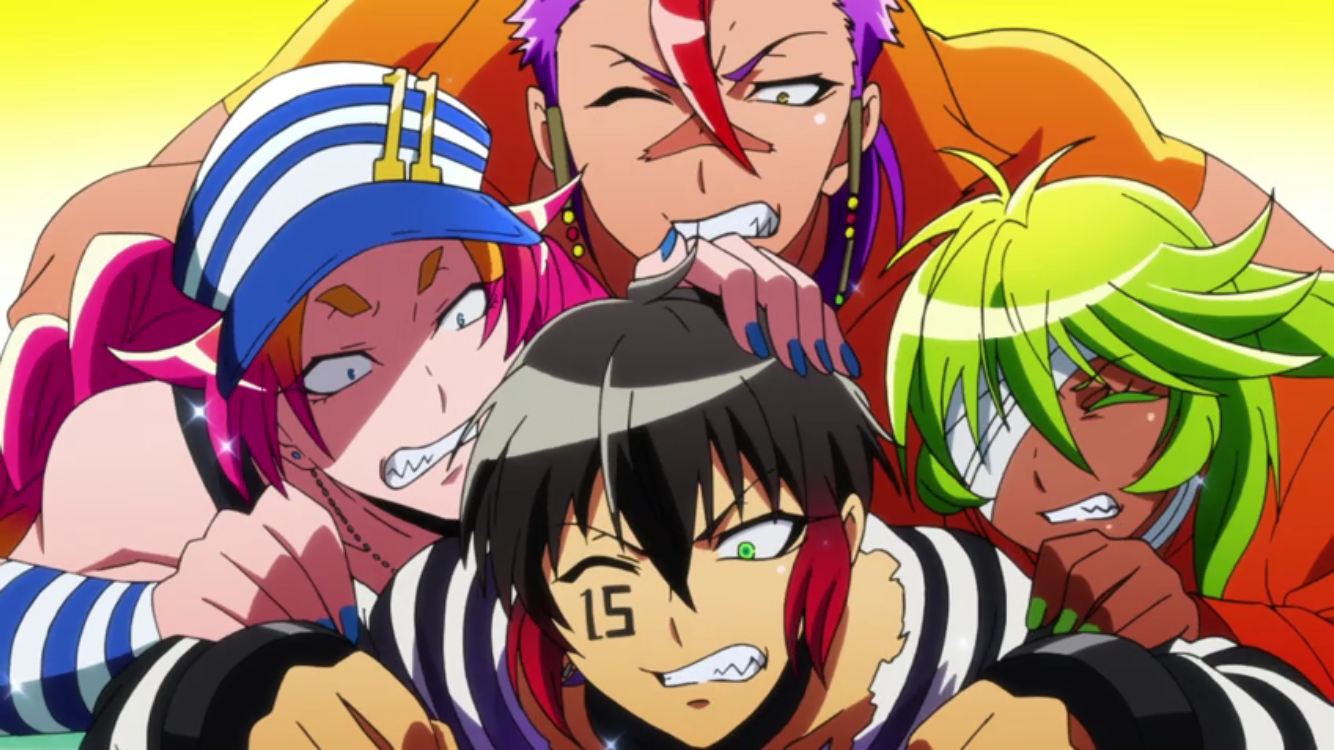 [Review] Nanbaka – episode 1