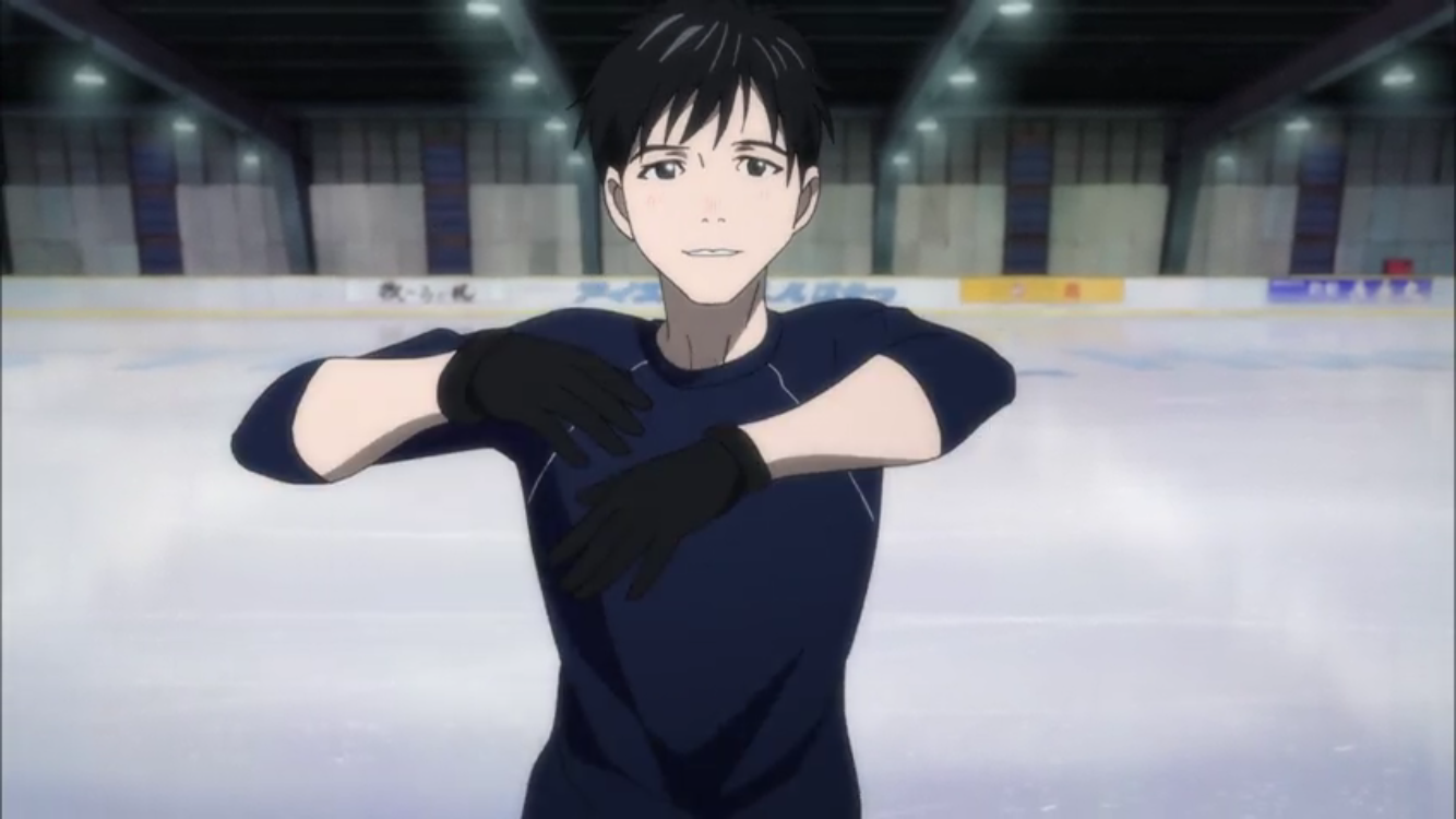 [Review] Yuri!!! on ICE – episode 1