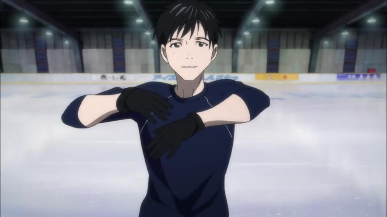 Yuri!!! on Ice's Yuri