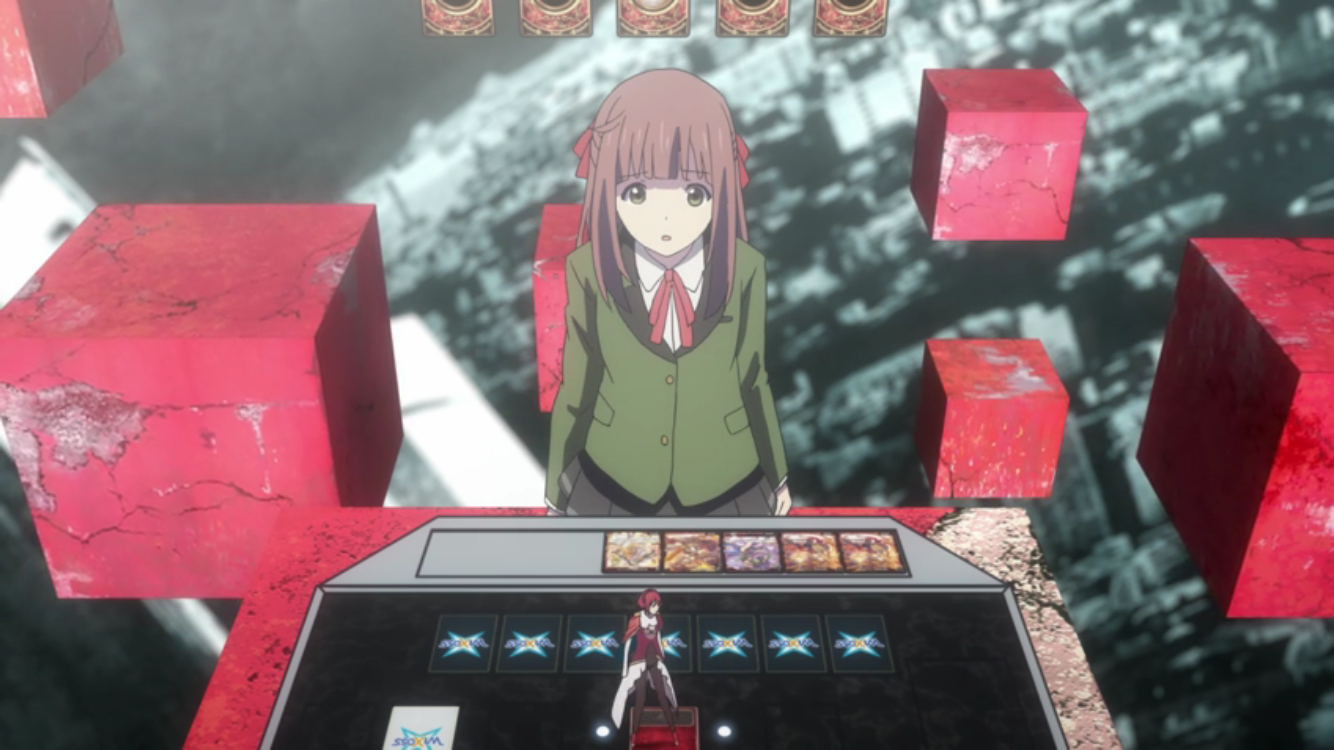 [Review] Lostorage incited WIXOSS – episode 1