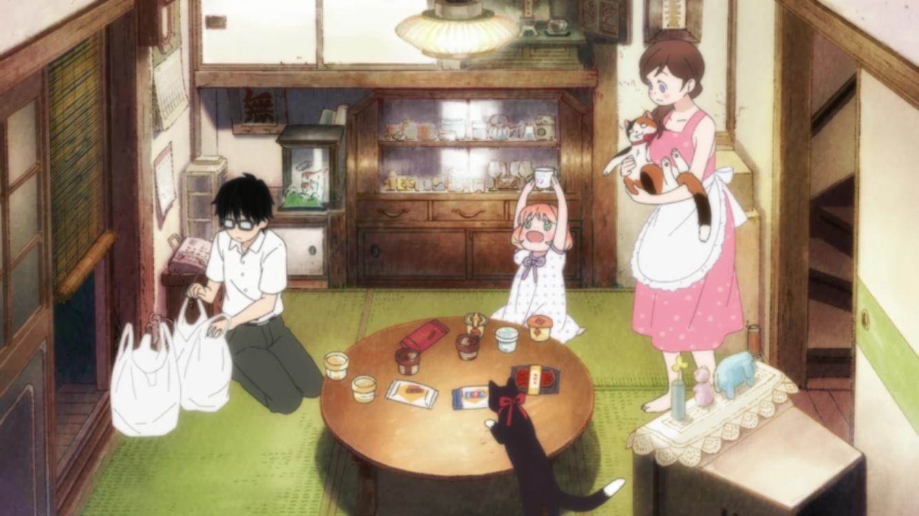 [Review] March Comes in Like a Lion – episode 1