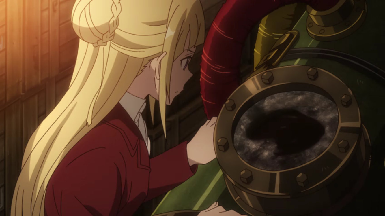 [Review] Izetta: The Last Witch – episode 1