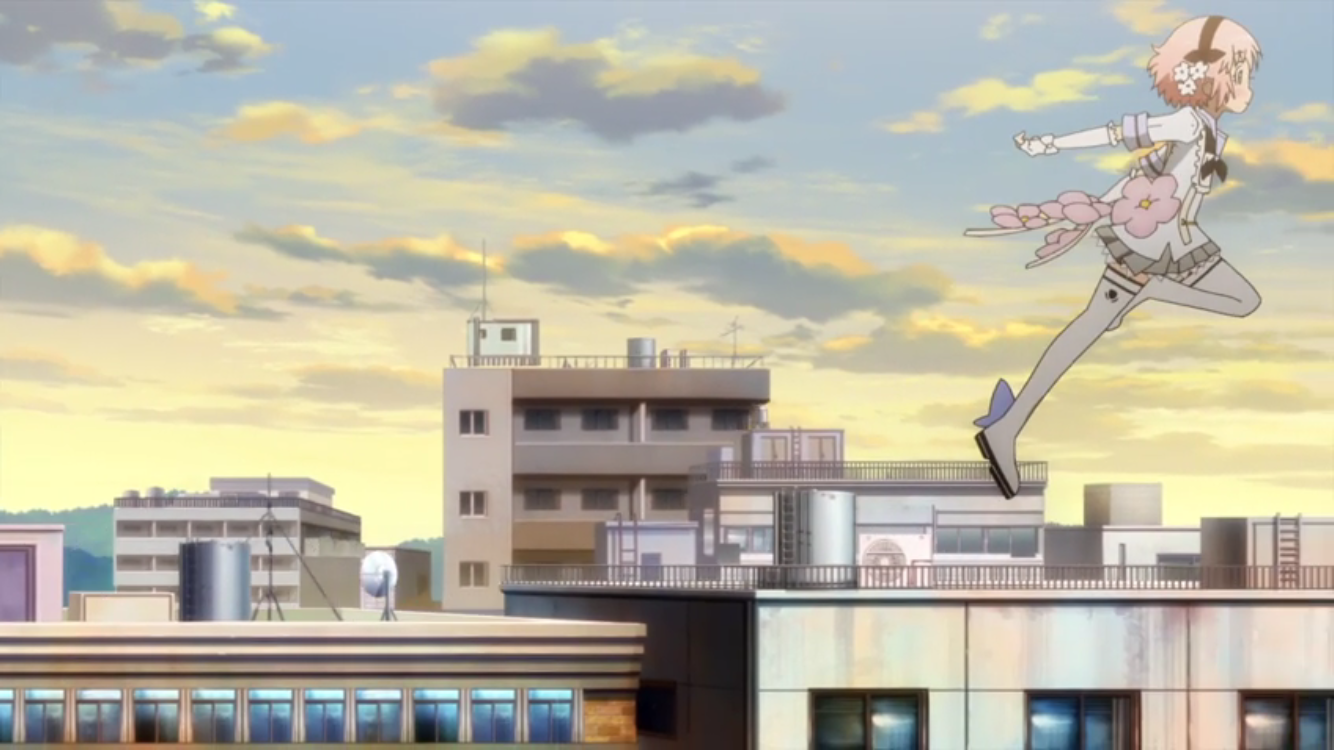 [Review] Magical Girl Raising Project – episode 1