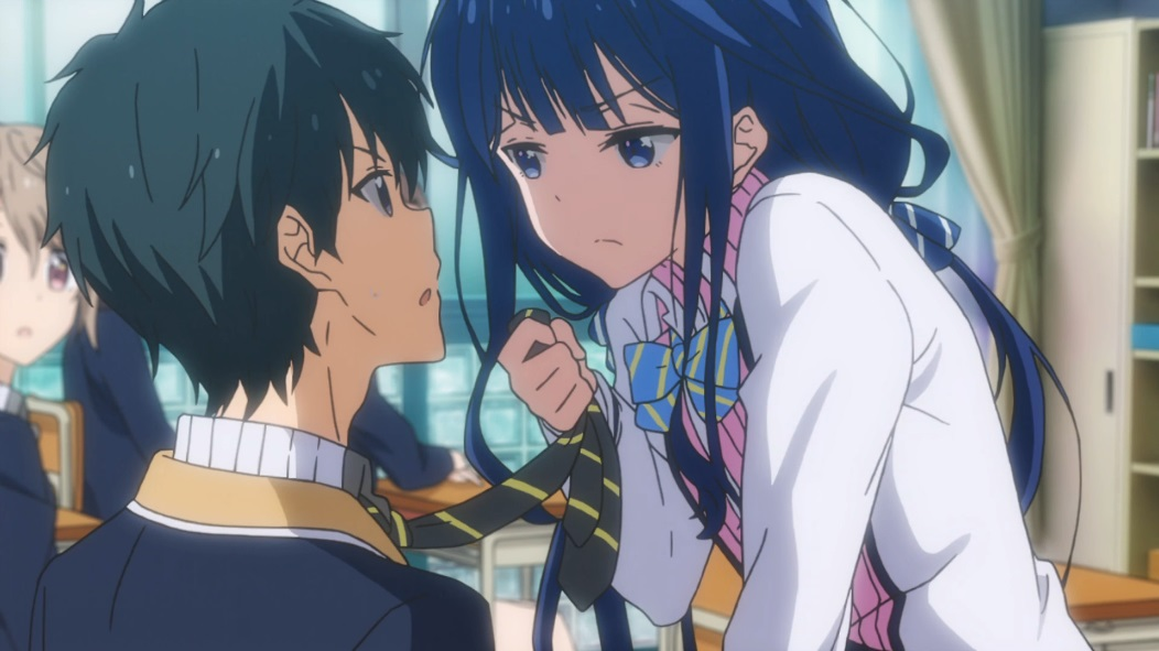 [Review] Masamune-kun's Revenge – episode 1