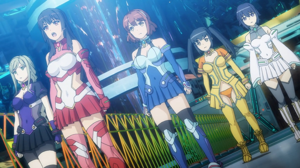 [Review] Schoolgirl Strikers – episode 1