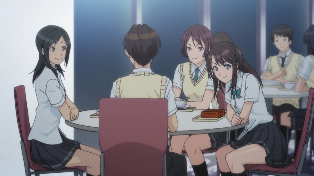 [Review] Seiren – episode 1