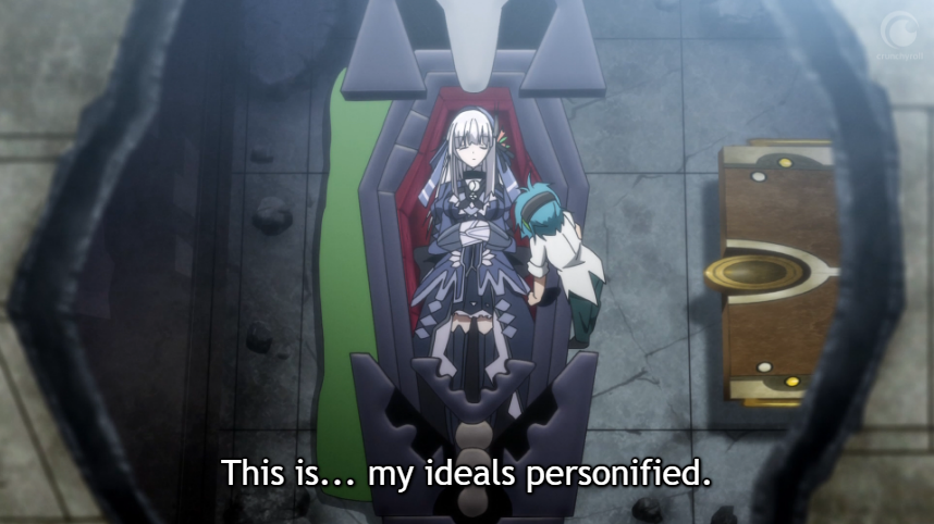 [Review] Clockwork Planet – episode 1