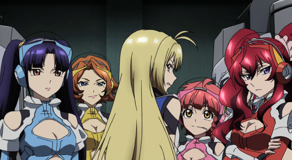 [My Fave Is Problematic] Cross Ange