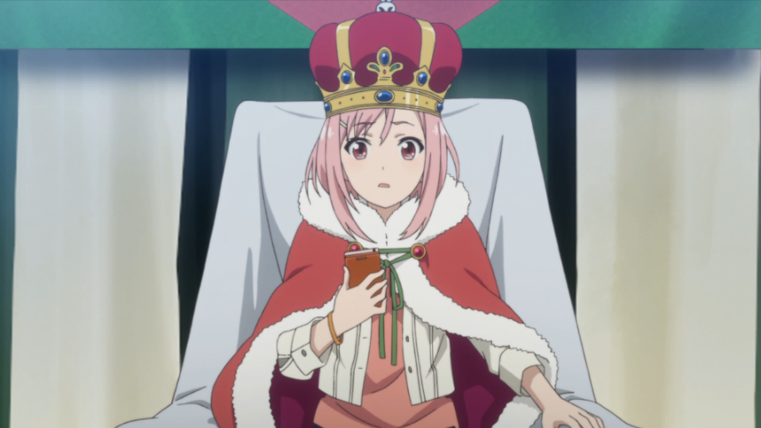 [Review] Sakura Quest – episode 1