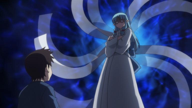 [Review] Tsugumomo – episode 1