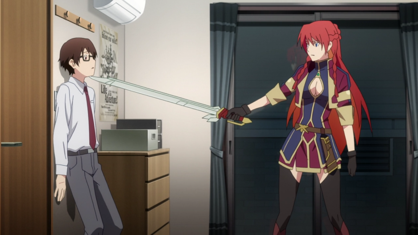 [Review] Re:CREATORS – episode 1