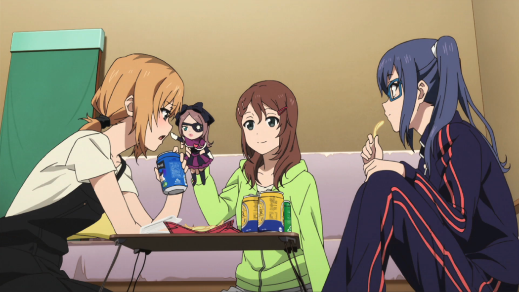 [Podcast] Chatty AF 11: Shirobako watchalong – episodes 7-12