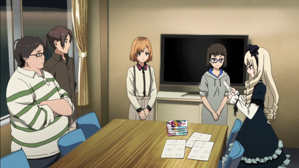 [Podcast] Chatty AF 12: Shirobako watchalong – episodes 13-18