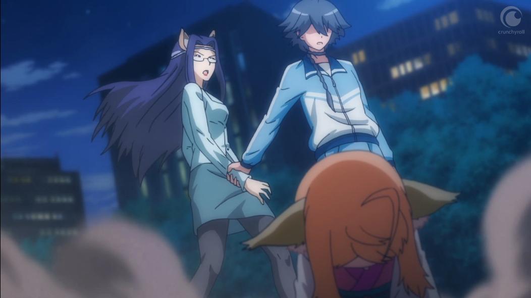[Review] Fox Spirit Matchmaker – episode 1