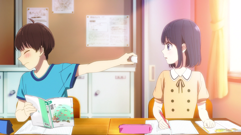 [Review] Love and Lies – episode 1