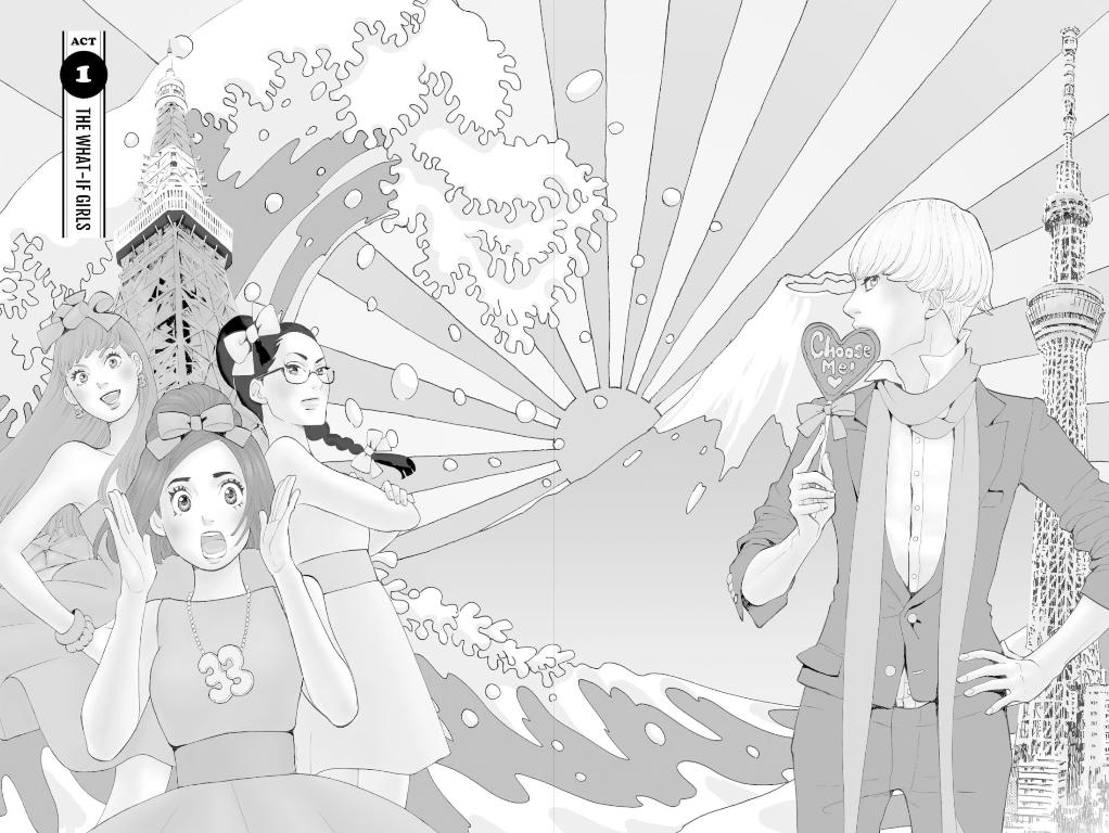 [AniFemTalk] Manga readalong candidates
