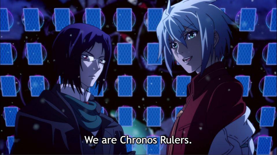 [Review] Chronos Ruler – episode 1