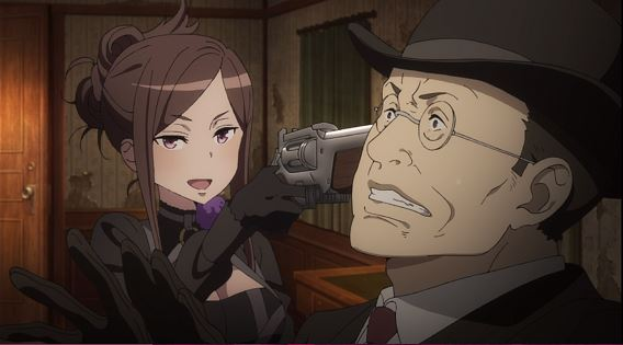 [Review] Princess Principal – episode 1