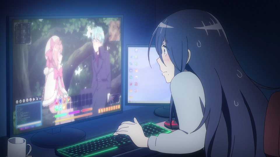 [Review] Recovery of an MMO Junkie – episode 1