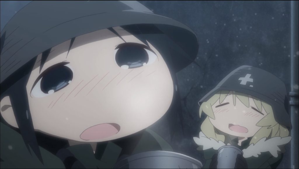 Girls Last Tour Anime Episode