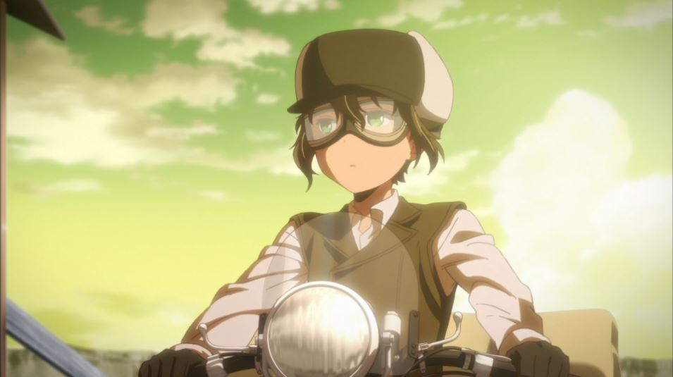[Review] Kino's Journey – the Beautiful World – episode 1