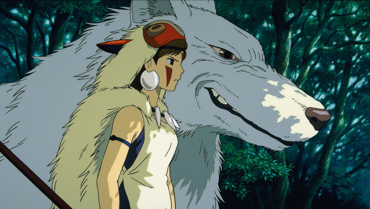 [Feature] Princess Mononoke as a force of nature