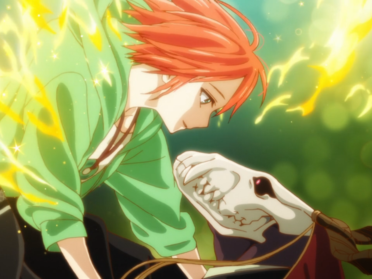 [Feature] Love, power, and safety in The Ancient Magus' Bride