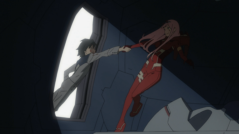 [Review] DARLING in the FRANXX – Episode 1