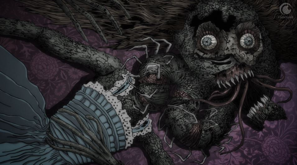 Review Junji Ito Collection Episode 1 Anime Feminist