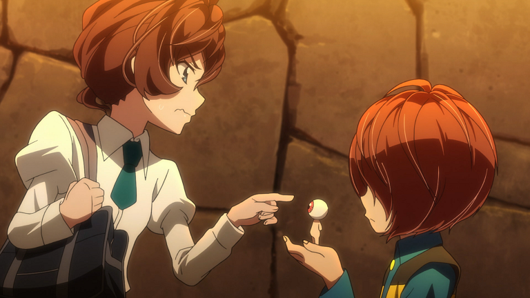 Review Gegege No Kitaro Episode 1 Anime Feminist